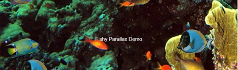 Fishy Parallax Demo